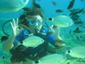 Discover Scuba Diving Cyprus Diving Centre