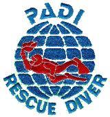 Rescue Diver PADI Rescue Diver
