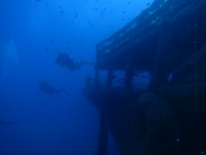 Wreck Diving In Cyprus